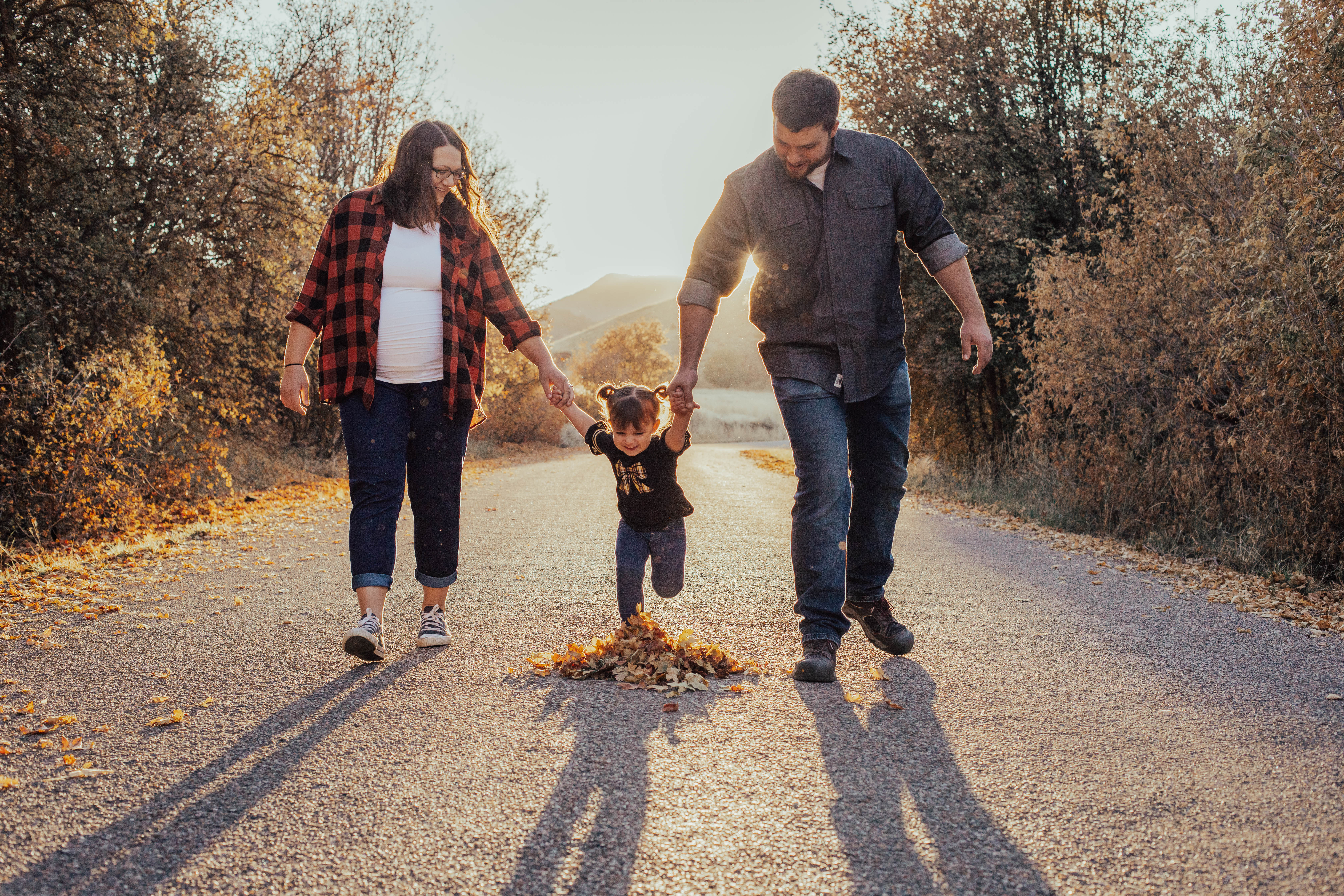 Strengthen Family ~ Build Character